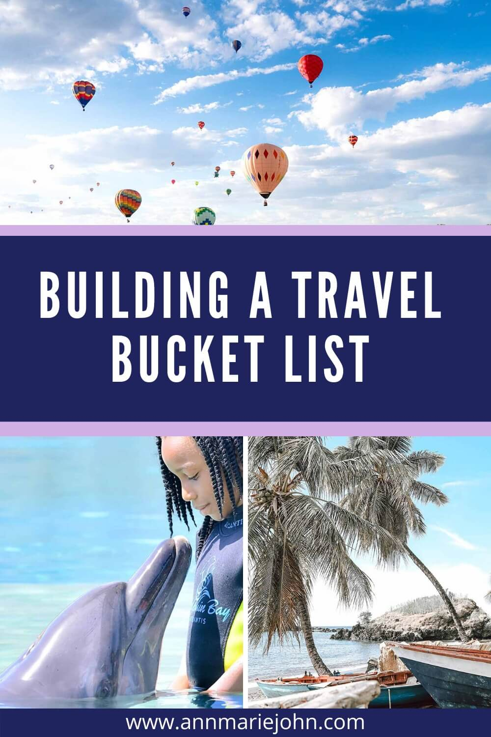 Building a Travel Bucket List