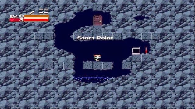 Cave Story PC Games Gameplay