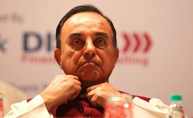 Subramaniyan Swami is old BJP veteran who wants to become finance minister but he is ignored in the party