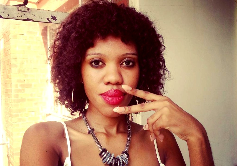 Meet Thenjiwe Mpanza – The Woman Who Grabbed Zodwa Wabantu's Ex-Boyfriend