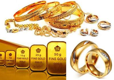 toko emas petisah medan