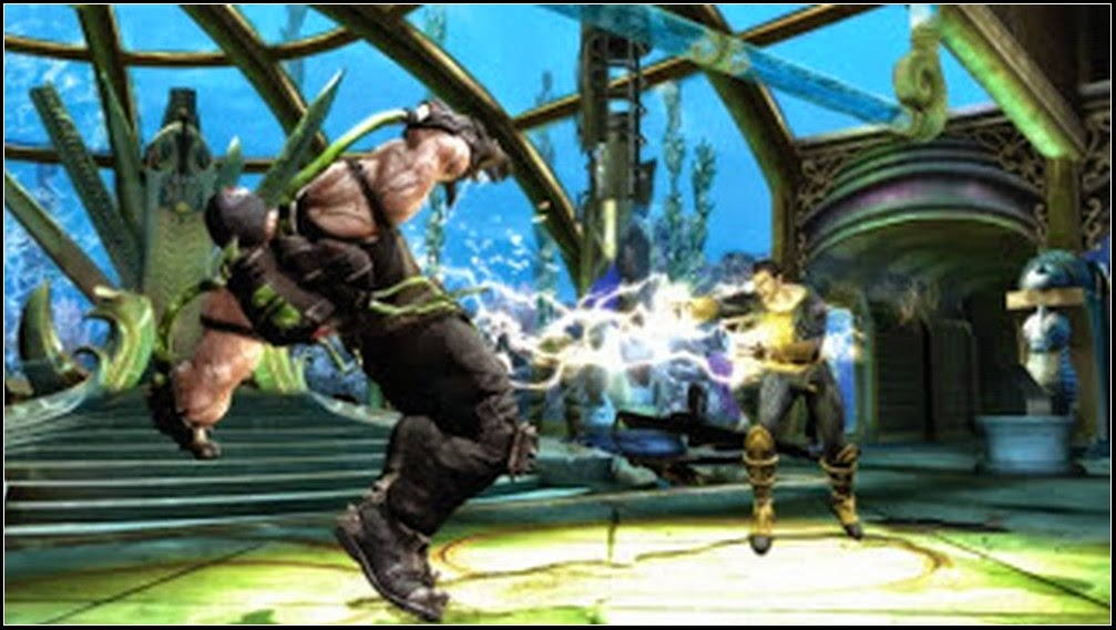 Injustice Gods Among Us Ultimate Edition Download Full ...