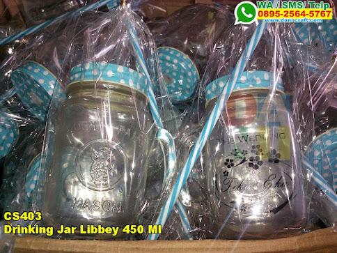Grosir Drinking Jar Libbey 450 Ml