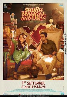 Shubh Mangal Saavdhan First Look Poster