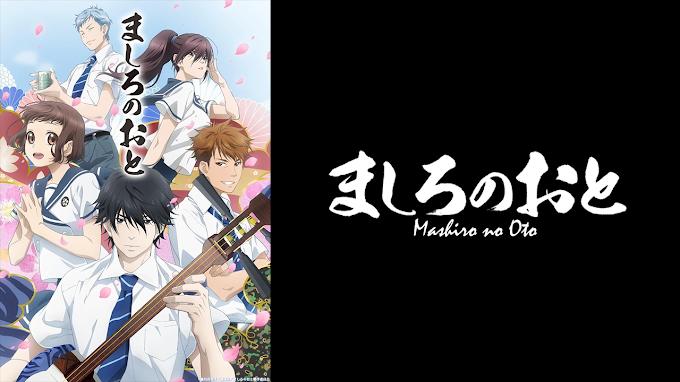 Descargar Mashiro no Oto [06/12] [Sub Español] [HD] [Mega] [Mediafire]