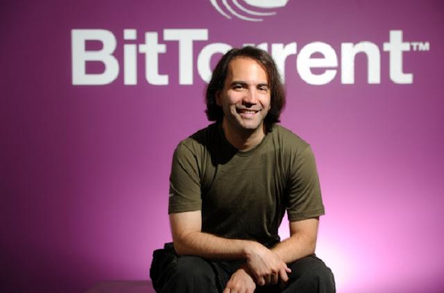 Bram Cohen, Cofounder BitTorrent