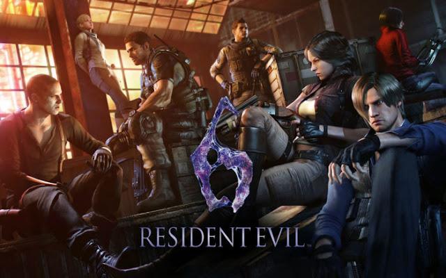 تحميل لعبة رزدنت ايفل resident evil 6 كاملة للكمبيوتر برابط مباشر ميديا فاير مضغوطة