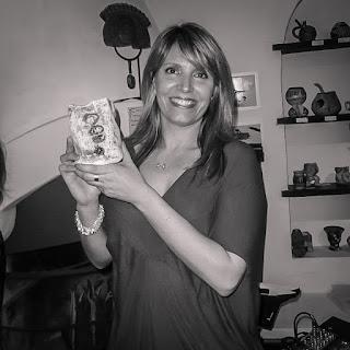Cleo Bittencourt em foto pb