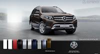 Mercedes GLS 350d 4MATIC 2017 màu Nâu Citrine 796