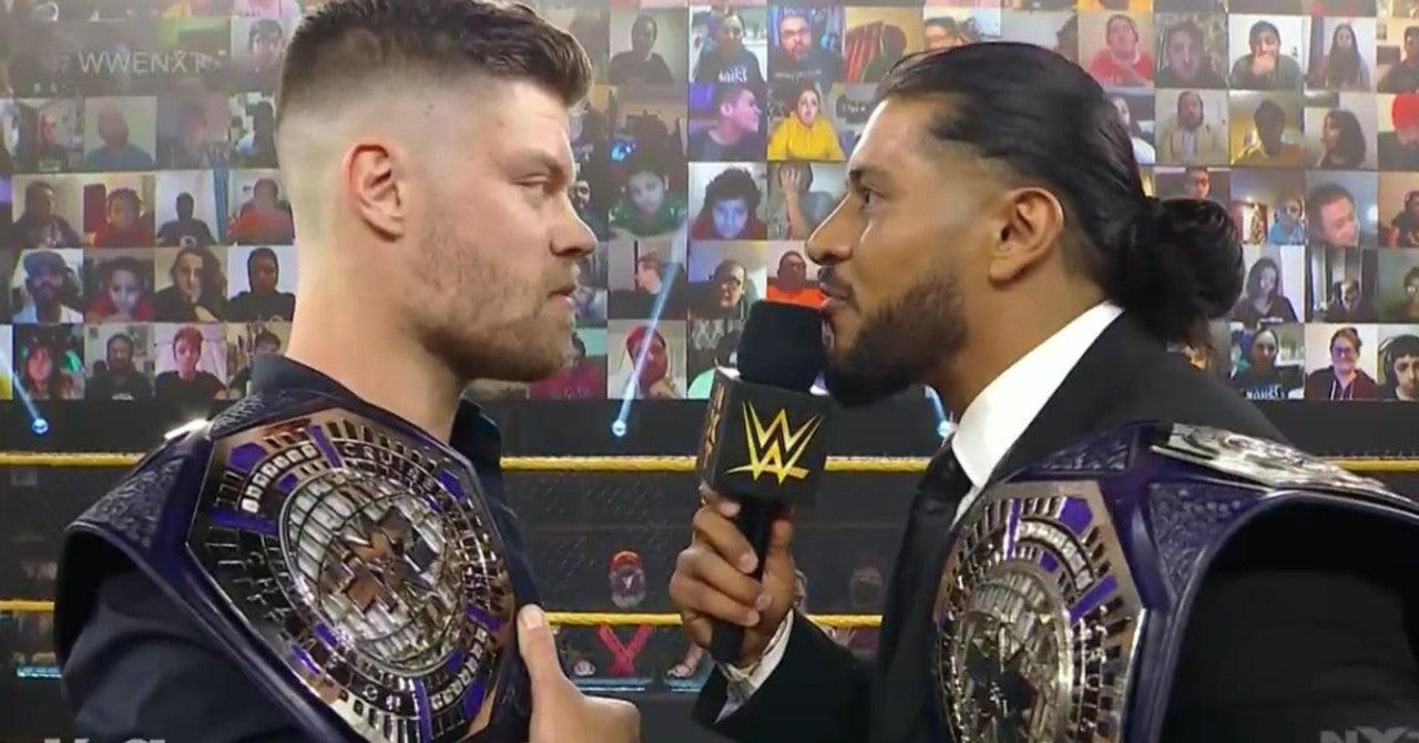 WWE anuncia segundo combate para o NXT TakeOver: Stand¨& Deliver