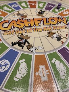 Bordspel Cashflow game