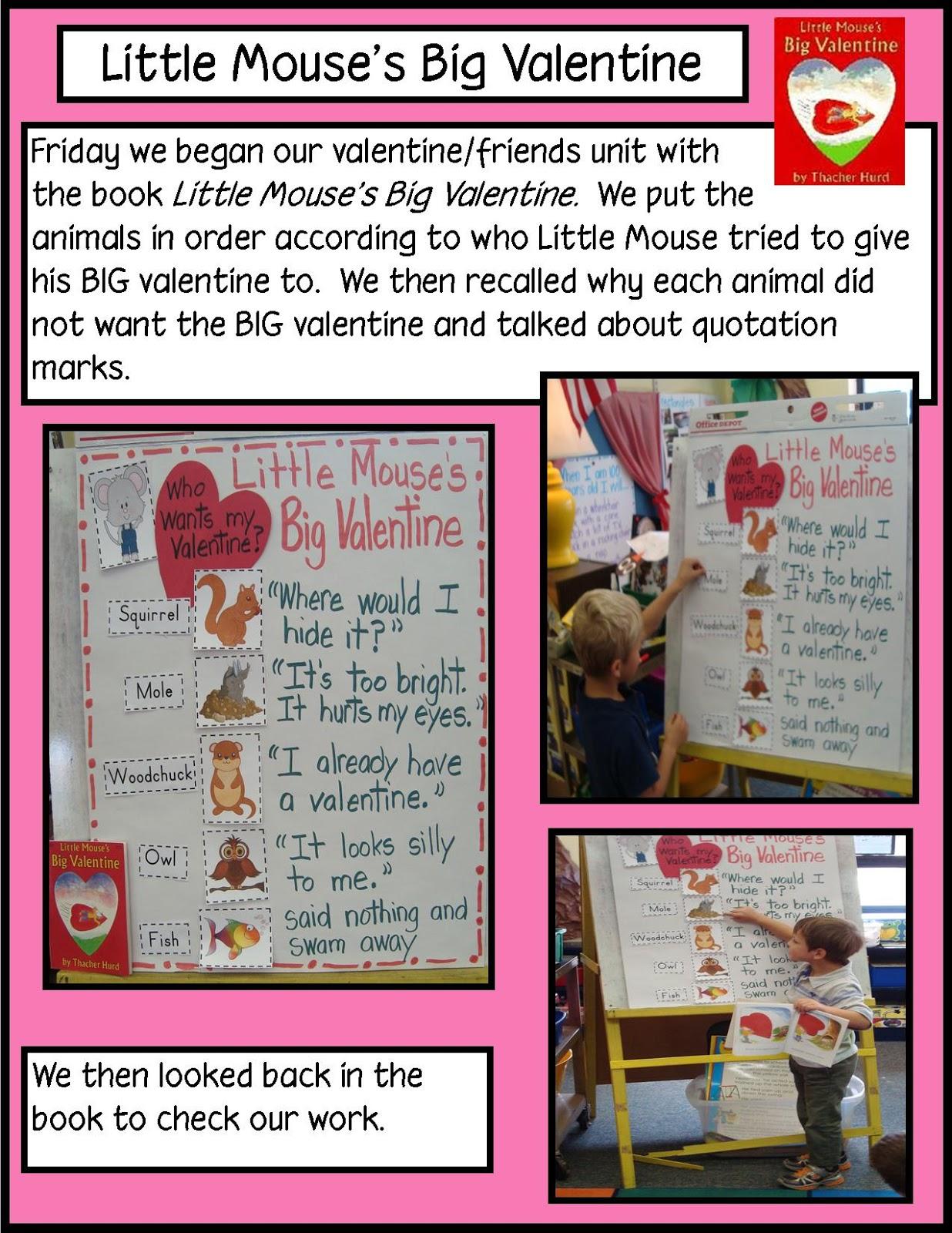 Golden Gang Kindergarten Big Valentines
