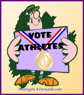 A three party system, Democrats, Republicans and Athletes, lessons learned at the Olympics | www.BakingInATornado.com| #MyGraphics #Olympics #politics