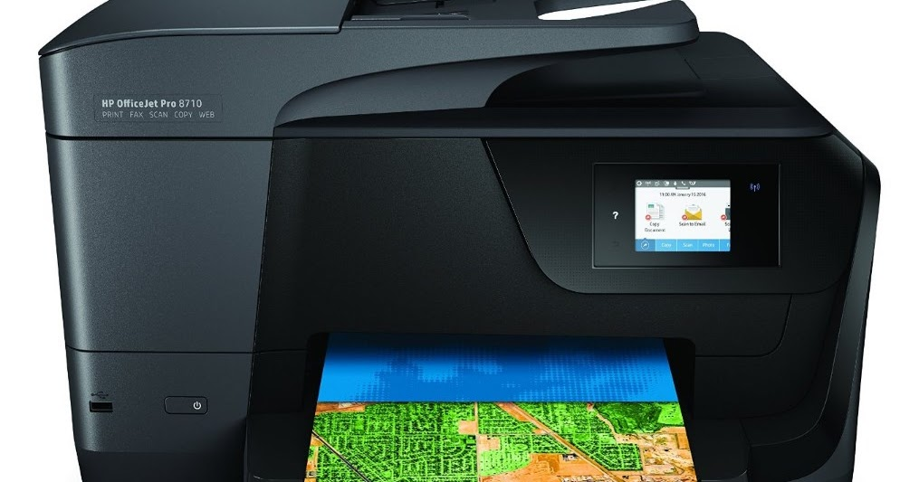 HP OfficeJet Pro 8715 Drivers Download : CPD