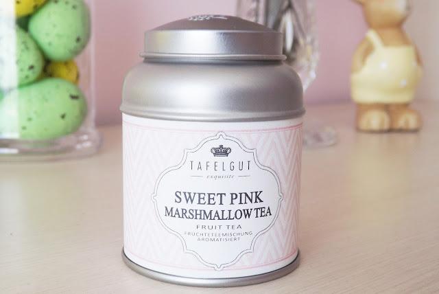 herbata Tafelgut Sweet Pink Marshmallow
