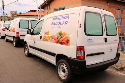 SALINAS: Prefeitura investe na qualidade do transporte da merenda escolar
