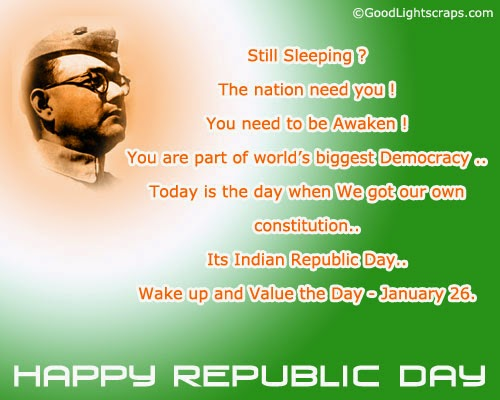 26 January Republic Day 2015 Sms, Funny Quotes in Hindi