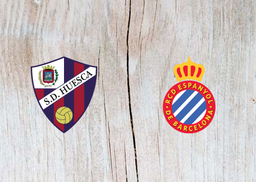 SD Huesca vs Espanyol -  Highlights 21 October 2018