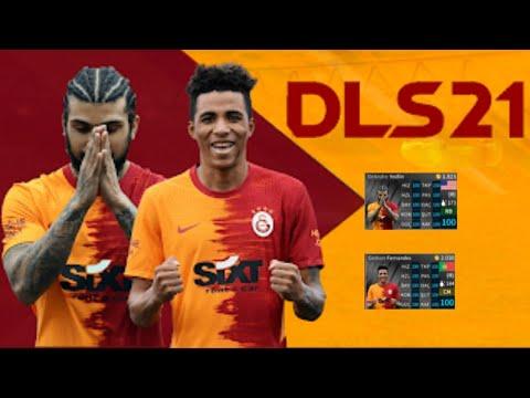 Dream League Soccer 2021 Galatasaray Yaması