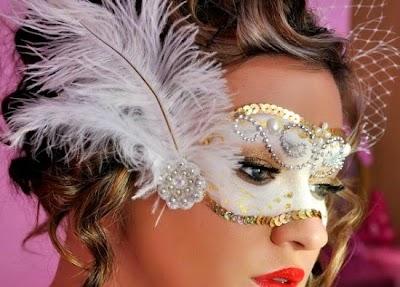 Como hacer mascaras para los Carnavales