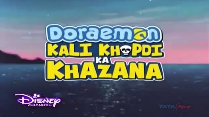 Doraemon Kali Khopdi Ka Khazana Full Special Episode In Hindi