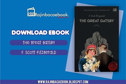 The Great Gatsby by F. Scott Fitzgerald Pdf