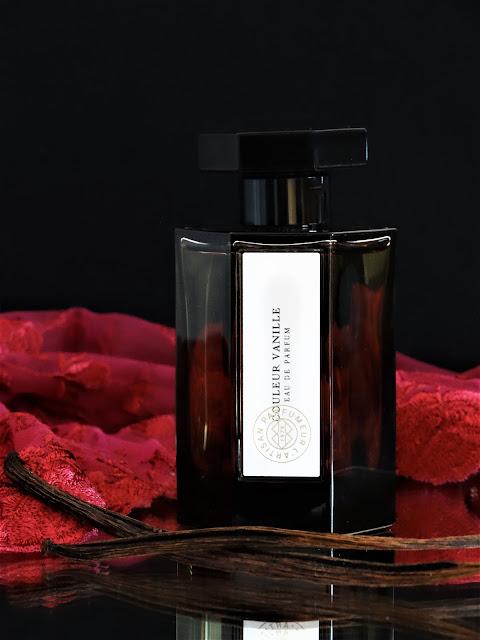 L'Artisan Parfumeur Couleur Vanille, couleur vanille avis, parfum couleur vanille avis, couleur vanille l'artisan parfumeur avis, nouveau parfum l'artisan parfumeur, l'artisan parfumeur avis, blog parfum, fragrance, couleur vanille revue