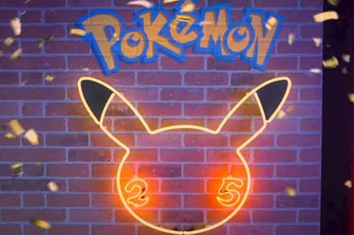 Pokemon 25 Album Release Date Revealed