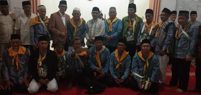 Heri Amalindo Lepas 31 CJH Asal Kabupaten PALI