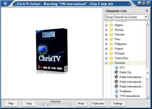 برنامج ChrisTV