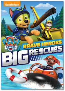 Paw Patrol: Brave Heroes - Big Rescues 2016
