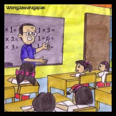 98 Gambar Animasi Guru Sedang Mengajar Di Kelas Cikimm Com