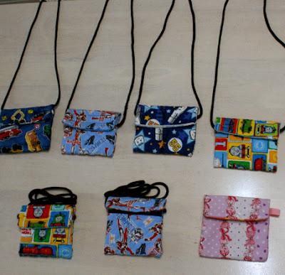 園児用ハンドメイド財布