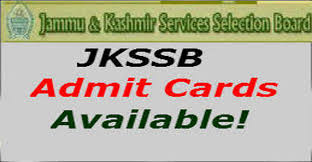Download ADMIT CARDS FOR ASSISTANT STOREKEEPER CUM CLERK (CAPD