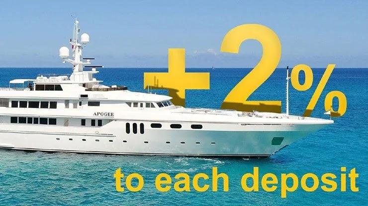 Акция от Yacht-Company