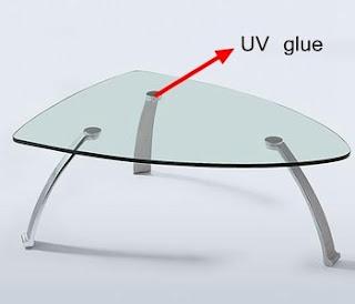 UV Bonding Glass to Metal