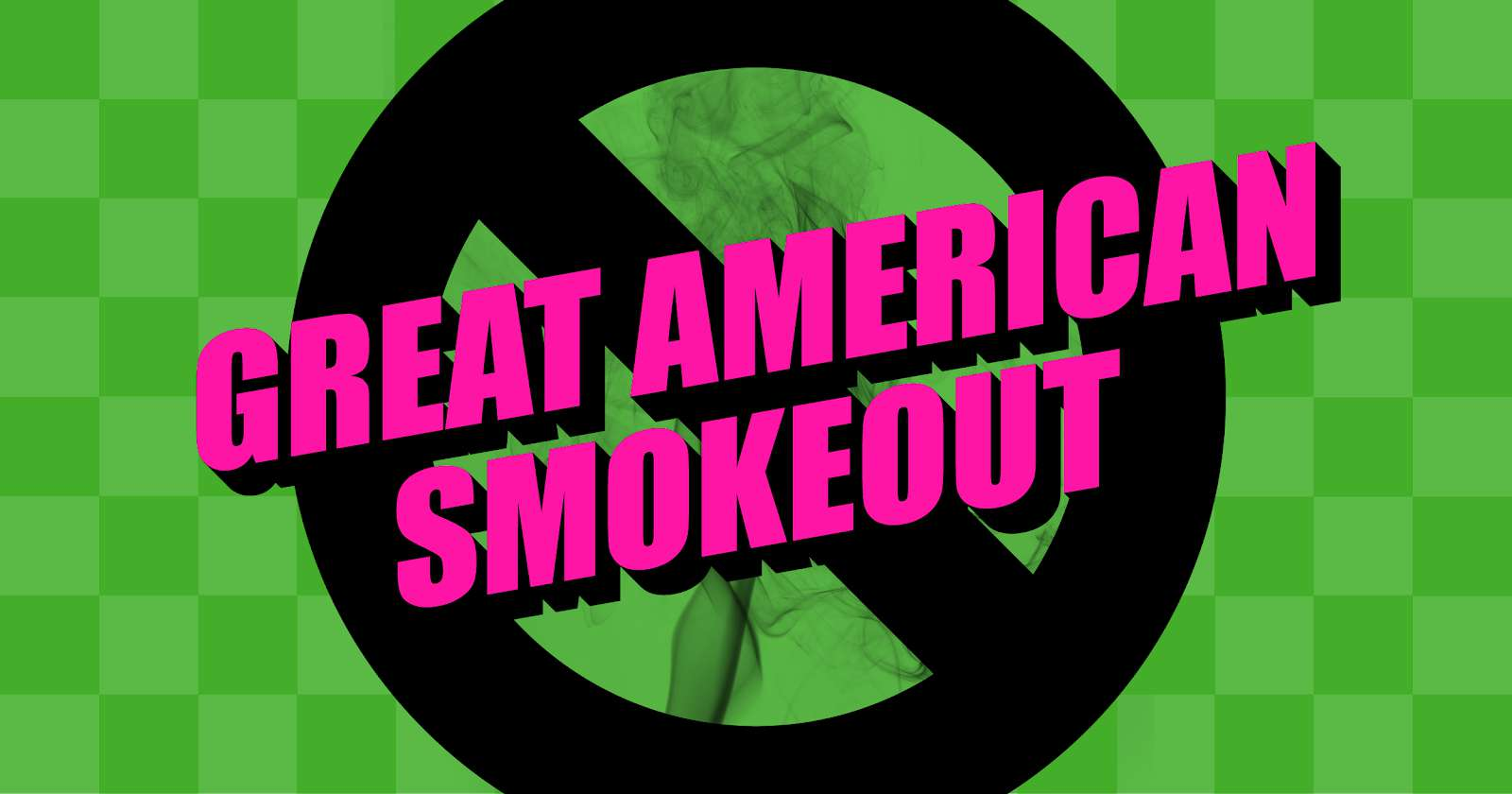 Great American Smokeout Wishes Images