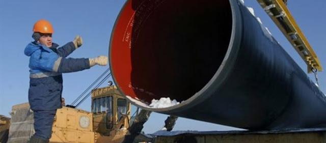 Ρωσία: Μέσω Βουλγαρίας, αντί Ελλάδας, η δεύτερη διακλάδωση του αγωγού Turkish Stream