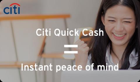 Citi Quick Cash