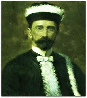 Francis Pelichek - Retrato de Olinto de Oliveira (1927)