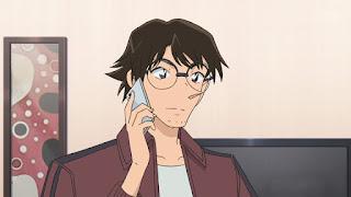 羽田秀吉 Haneda Shukichi | 名探偵コナン | Detective Conan | Hello Anime !
