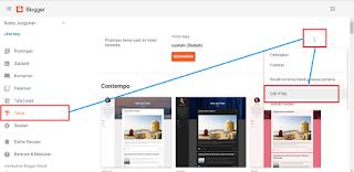 cara mengubah warna address bar website