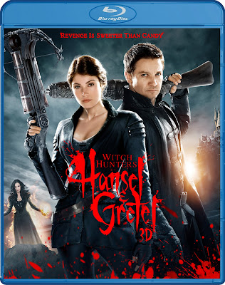 Hansel & Gretel: Witch Hunters (2013) UNRATED Dual Audio [Hindi – Eng] 720p BluRay ESub x265 HEVC 570Mb