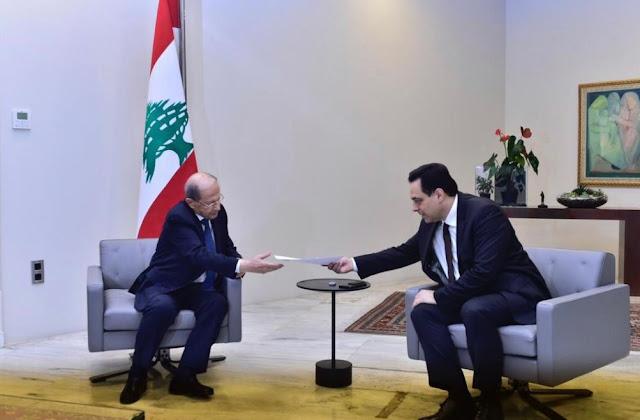 """مآساة بيروت..الشعب اللبناني ينجح في إسقاط حكومة """"حسان دياب"""" ويضع البلاد على المحك السياسي"""