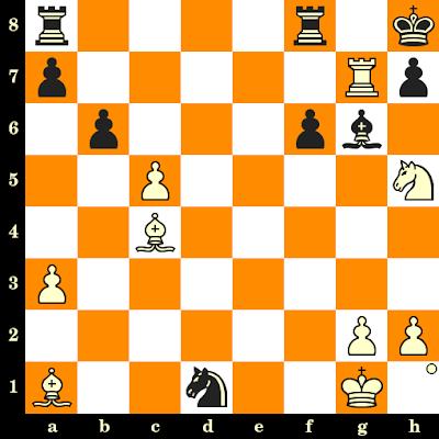 Les Blancs jouent et matent en 3 coups - Arnold Denker vs H Baker, USA, 1937