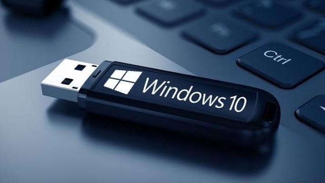 Windows 10 ön yükleme