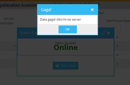Cara Mengatasi Fatal Error Log in PMP