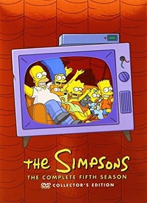 Os Simpsons - 5ª Temporada Desenhos Torrent Download capa