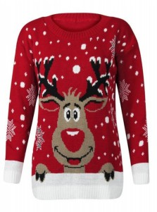 https://www.simple-dress.com/red-round-neck-long-sleeves-santa-printed-ugly-christmas-sweaters.html
