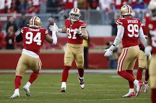 FÚTBOL AMERICANO (NFL Playoffs 2020) - Los San Francisco 49ers directos a la Final de la NFC